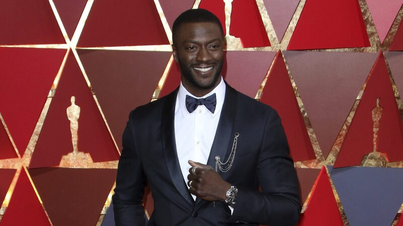 Watch Spotting: Aldis Hodge Rocking A Greubel Forsey Double Tourbillon 30° Technique Sapphire (The Second Biggest Surprise From The Oscars)