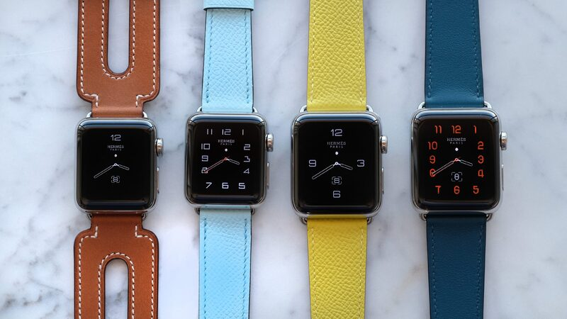 Wearables: Apple And Hermès Continue Their Partnership With Four New Watch Straps