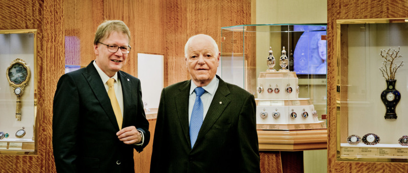 Weekend Reading: John Reardon Interviews Dr. Peter Friess, The Curator Of The Patek Philippe Museum (The Most Important Collection Of Timepieces On Earth)