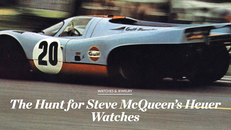 Weekend Reading: The Wall Street Journal Goes Hunting For Steve McQueen's Monaco