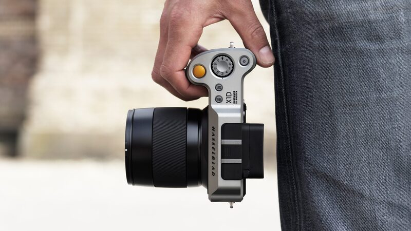 Weekend Report: A First Look At The Hasselblad Medium Format X1D-50c
