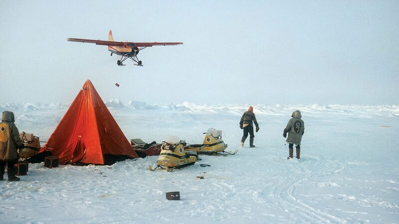 Winterproof: Polar Explorers And The Watches They Wore (And Are Wearing)